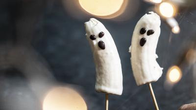 plátanos fantasmas